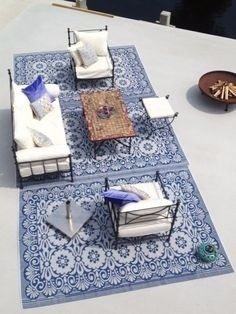 Outdoor karpet